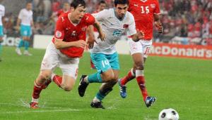 Suiza eliminada de su Eurocopa 3