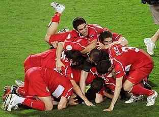Turquía semifinalista