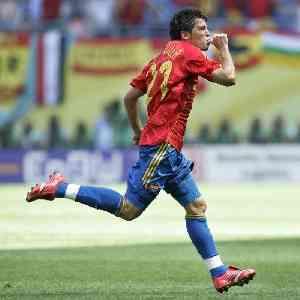Villa se convierte en el máximo goleador de la Eurocopa 3
