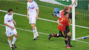 Cuatro goles que hacen soñar 3