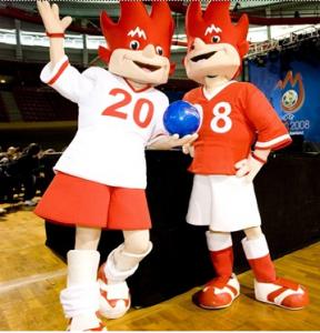 5.000 voluntarios participan en la Eurocopa 3