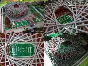 Los juegos olímpicos según Lego 10