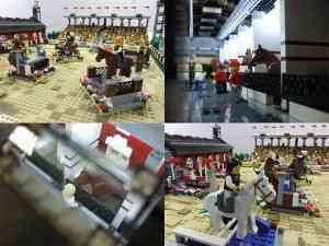 Los juegos olímpicos según Lego 11