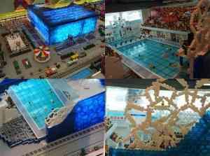 Los juegos olímpicos según Lego 9