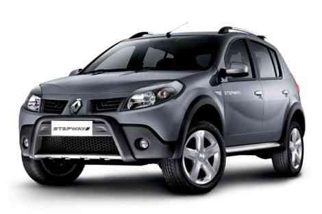 Renault Sandero Stepway: Eso sí es un todo-terreno!