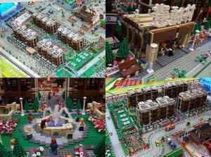 Los juegos olímpicos según Lego 12