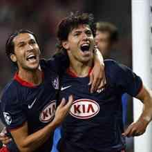 Al Atlético arrasa en su regreso a Europa 3