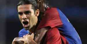 Entrada triunfal de Barça de Guardiola en Champions League 3