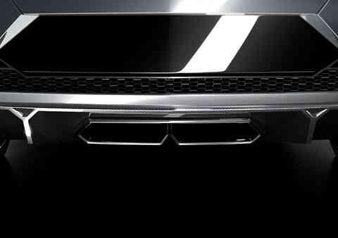 Lamborghini tendrá su propia berlina coupe de cuatro puertas: el Urus