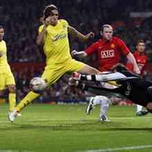 El Villarreal salva la cara ante el Campeón de Europa