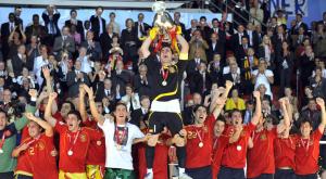 La UEFA erige a España como potencia del fútbol europeo