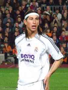 Sergio Ramos listo para afrontar la Champions