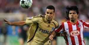 La Uefa sanciona con tres partidos al Atlético de Madrid 3
