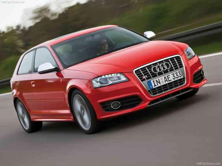 Audi S3 ahora con cambio S-Tronic