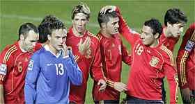 España cumple los pronósticos y Casillas bate un record