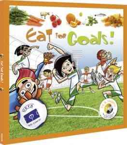 """""""Eat for goals!"""", los cracks del fútbol te enseñan a comer 3"""