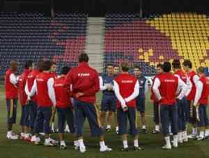 Previa: Salzburgo - Sevilla 3