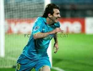 El Barça se encomienda a Messi