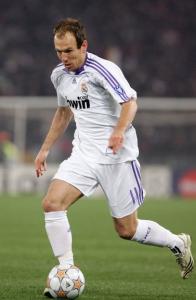 Robben se recupera para jugar con la Juve 3