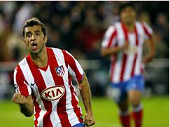 El Atlético salva la cara en el Calderón 3