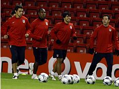 Previa: Liverpool Fc - Atlético de Madrid 3