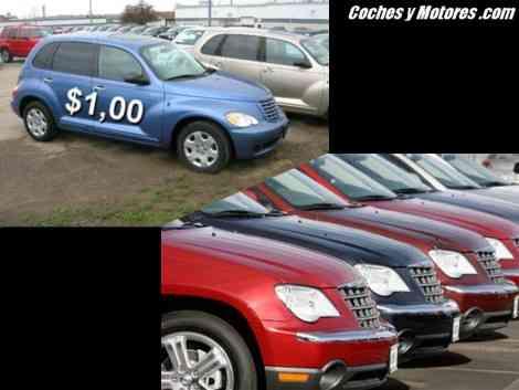 Un Chrysler PT Cruiser por 1 dólar más si compras un Pacifica