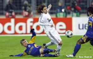 Modesta victoria del Real Madrid en Minsk 5