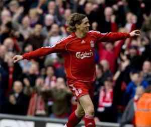 Fernando Torres, mejor jugador de la Premier League 2008 3