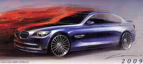 Alpina B7, algo más que un BMW Serie 7 modificado