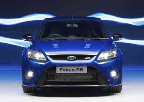Ford Focus RS, el modelo final desvelado