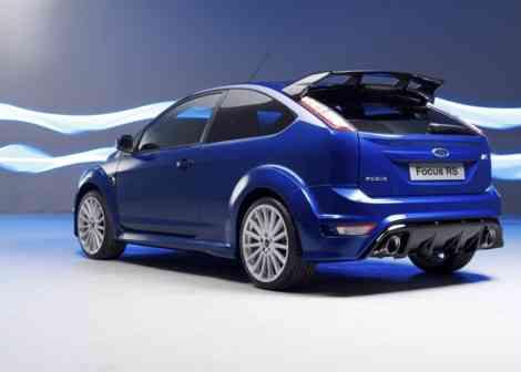 Ford Focus RS, una muy buena jugada