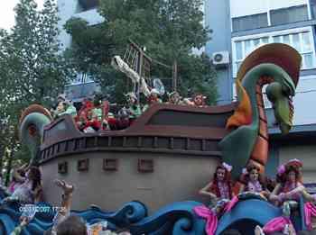 Sevilla: La Cabalgata de Reyes Magos fue creada por el Literato José María Izquierdo 12