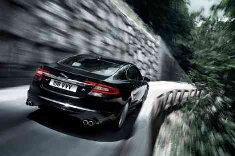 Jaguar XF-R, la alternativa inglesa