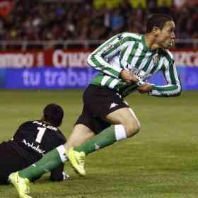 Oliveira marcó ante el Sevilla