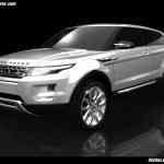 Land Rover Range Rover LRX 2011