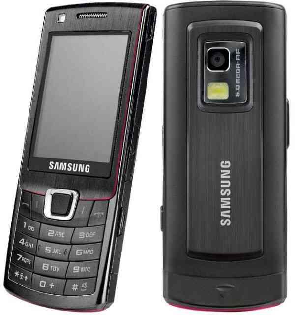 Samsung S7220, también conocido como Samsung Lucido