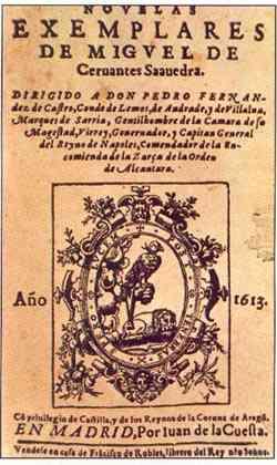 """Sevilla, Miguel de Cervantes y """"Las Novelas Ejemplares"""" 18"""