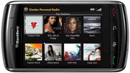 BlackBerry Storm 2 para septiembre – con conexión WiFi [RUMOR]