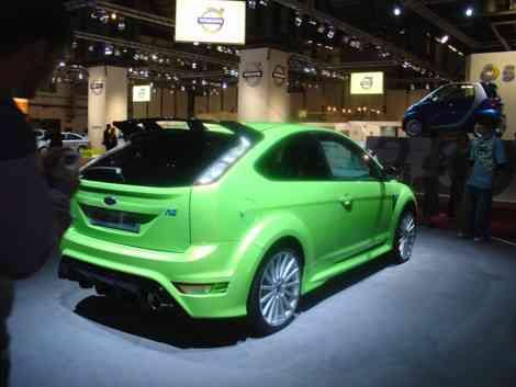 El Ford Focus RS tiene más de 300 caballos por menos de 34.000 euros