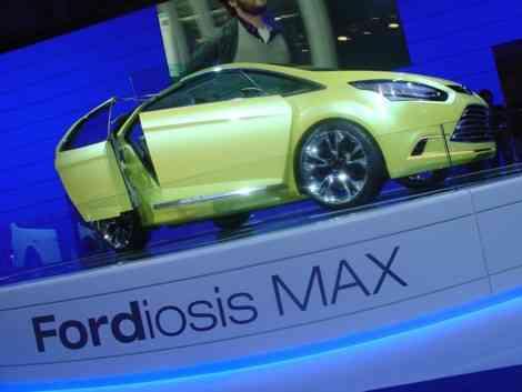 Ford Iosis Max, un prototipo espectacular