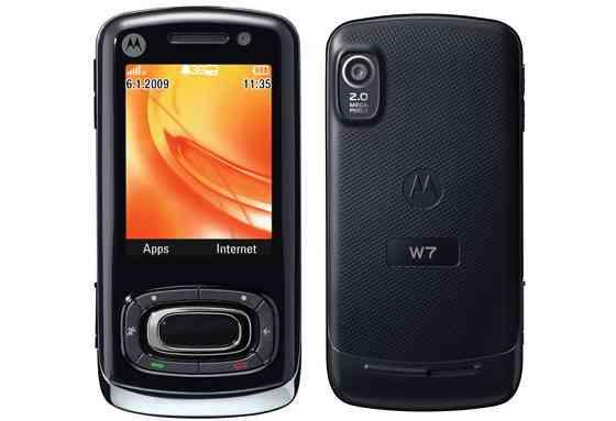 Motorola W7 Active Edition