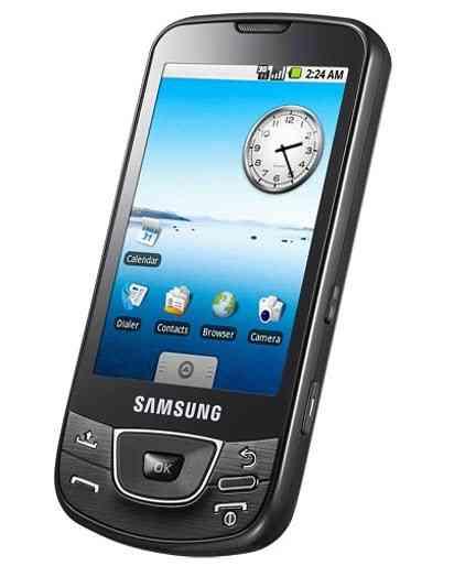 Samsung i7500 será lanzado en julio