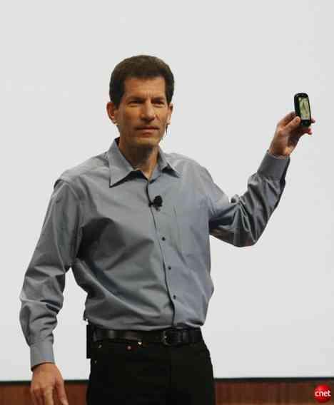 Jon Rubinstein – nuevo CEO de Palm