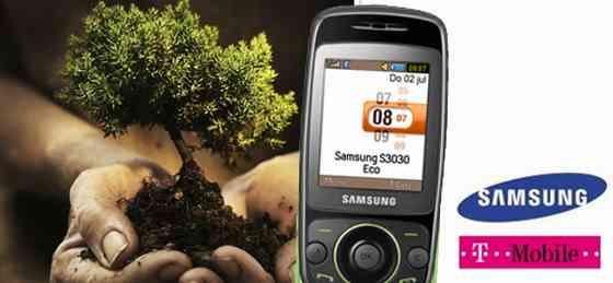 Samsung S3030 Eco, un móvil 100% ecológico