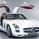 AutoBild filtra el Mercedes SLS AMG