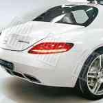 El Mercedes SLS AMG Gullwing se presentará en Frankfurt
