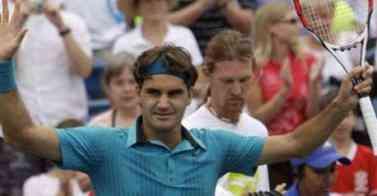 Federer sigue siendo el rey