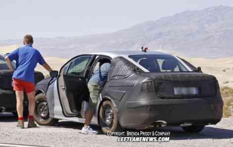 La sexta generación del Volkswagen Jetta se pondrá a la venta el año 2011