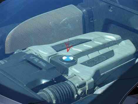 El motor es un BMW V8 FSI