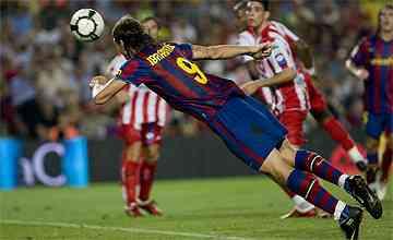 El Barcelona gana goleando al Sporting